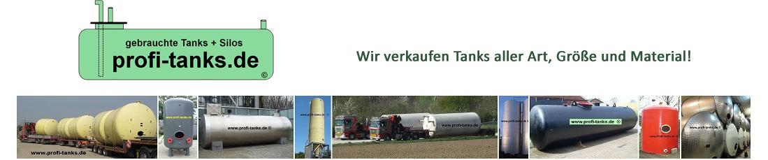 Profi-Tanks – Wir kaufen Tanks aller Art und Größe Logo